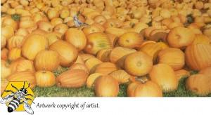 copyright cm 261 pumpkins