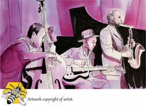 copyright niblock jazz quartet